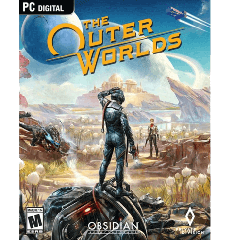 The Outer Worlds - PC Digital Code