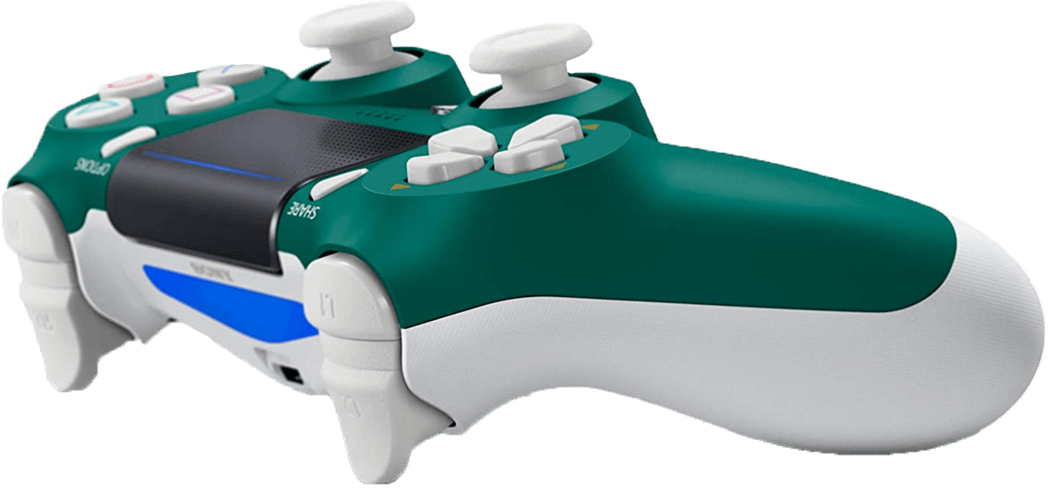 Wireless Controller for PlayStation 4 - Alpine Green