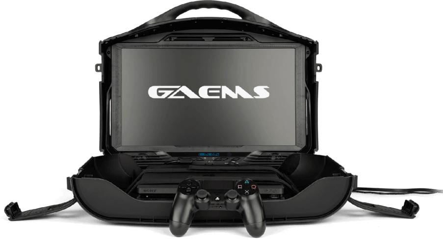 GAEMS G190 Portable Gaming Monitor 720P