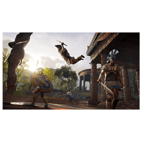 Assassin's Creed Odyssey - PS4 Arabic Edition