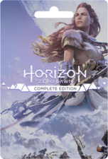 Horizon zero dawn complete edition digital code region 1