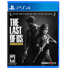 The Last of Us Remastered (PS4) (Used)