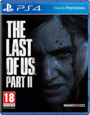 The Last Of Us 2  PS4 USED