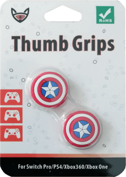 Captain America GRIPS CAP COVER