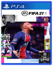 FIFA 21 (PS4) - PlayStation 4