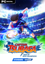 CAPTAIN TSUBASA: RISE OF NEW CHAMPIONS PC Digital Code