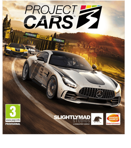 Project Cars 3 - PC Digital Code