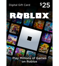 Roblox card 25 usd - 2000 robux key global