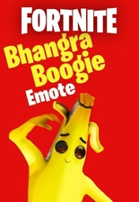 Fortnite - Bhangra Boogie Emote Epic Games Key GLOBAL