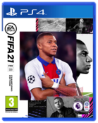 FIFA 21  Arabic Champions Edition - PS4