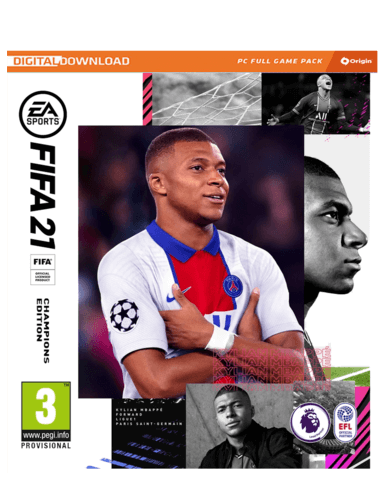 FIFA 21 Champions Edition English - PC Origin Code