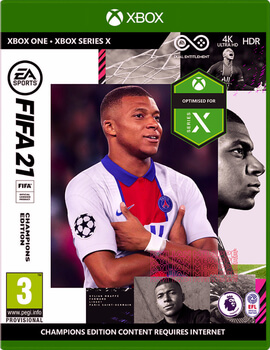 FIFA 21 Champions Edition - XBOX ONE US Digital Code