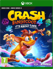 Crash Bandicoot 4: It's About Time. arabic edition (XBOX ONE)