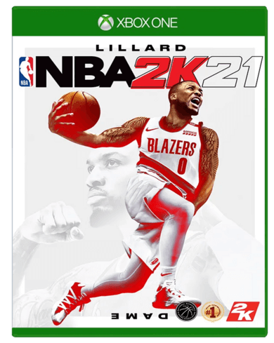 NBA 2K21 - XBOX ONE Digital Code