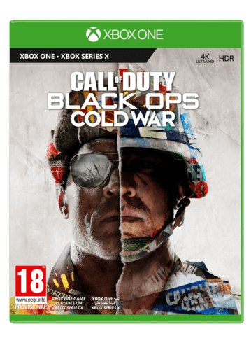 Call of Duty Black Ops Cold War - XBOX ONE