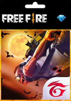 Garena Free Fire - 1080 Diamonds