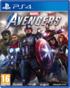 Marvel Avengers - PS4 ARABIC Used