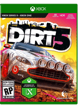 Dirt 5 - XBOX Digital Code