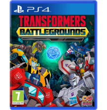 TRANSFORMERS: BATTLEGROUNDS (PS4)