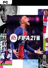 FIFA 21 Standard Edition English - PC Origin Code