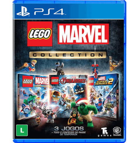 Lego Marvel Collection - Ps4 used