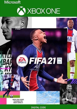 FIFA 21 XBOX Digital Code (Middle East)