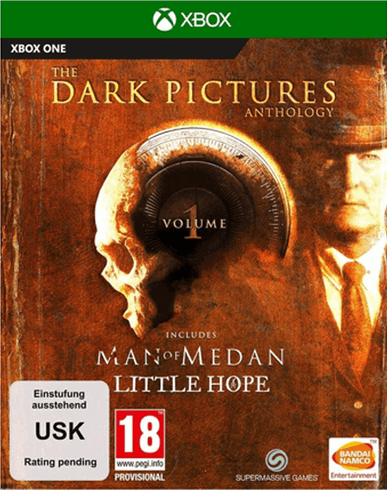 The Dark Pictures Anthology: Volume 1 - XBOX ONE