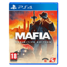 Mafia: Definitive Edition - PS4 Used