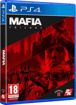 Mafia Trilogy - PS4 Used