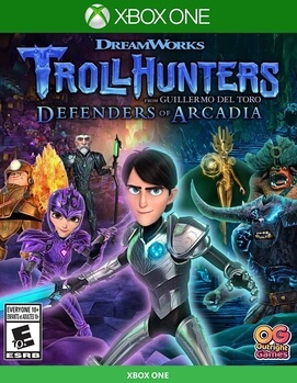 Trollhunters tales of arcadia - XBOX ONE
