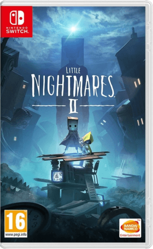 Little Nightmares 2 Day 1 Edition - Nintendo Switch