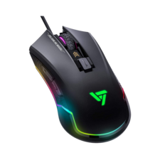 VicTsing Pro RGB Gaming Mouse - Black