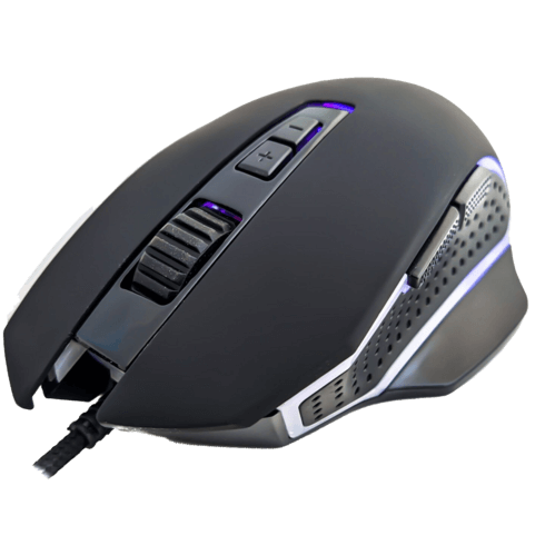 TECHNO zone V-33 Gaming Mouse RGB