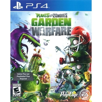 Plants Vs Zombies Garden Warfare USED