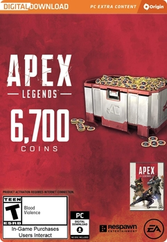 Apex Legends 6700 Coins PC Origin