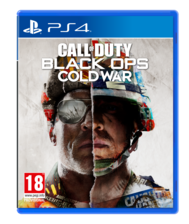 Call of Duty Black Ops Cold War - PS4 Used