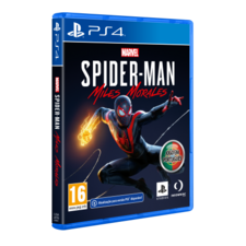 Marvel's Spider-Man: Miles Morales - PlayStation 4 Used