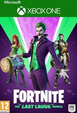 FORTNITE: THE LAST LAUGH BUNDLE - XBOX ONE (GLOBAL)