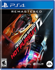 Need for Speed Hot Pursuit Remastered Used