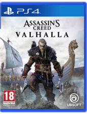 ASSASSIN'S CREED VALHALLA - USED