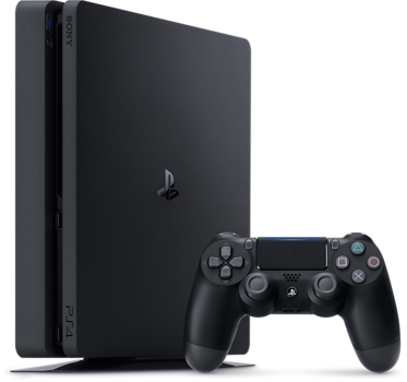 Sony PlayStation 4 Slim 500GB with warranty