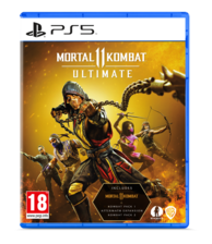 Mortal Kombat 11 Ultimate Edition - PS5