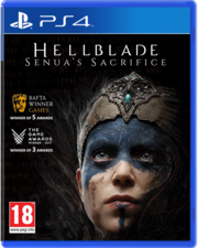 Hellblade Senua's Sacrfice - PS4