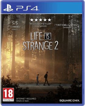 Life is Strange 2 - PS4 Used