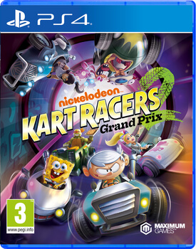 Nickelodeon Kart Racers 2: Grand Prix - PS4
