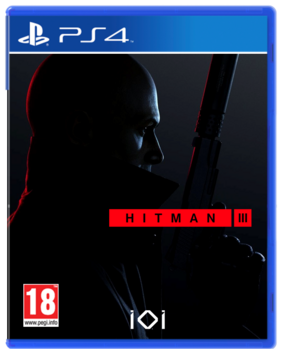 HITMAN 3 - Standard Edition (PS4)