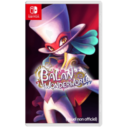BALAN WONDERWORLD - Nintendo Switch