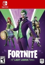 FORTNITE: THE LAST LAUGH BUNDLE - Nintendo Switch (US)
