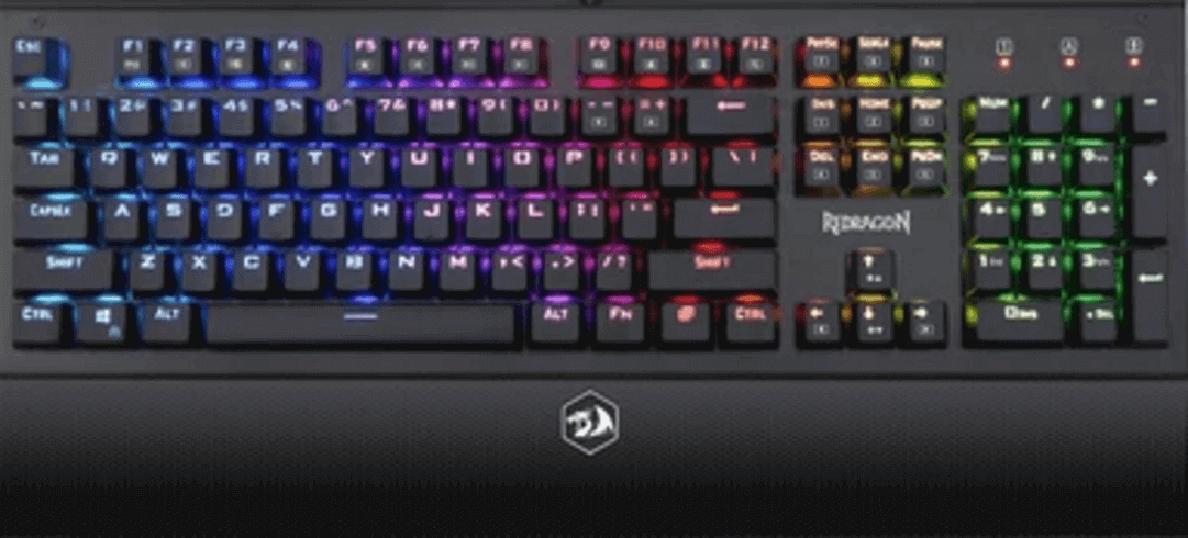 Redragon ARYAMAN K569RGB MECHANICAL GAMING KEYBOARD