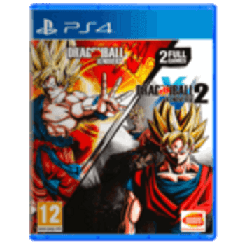 Dragon Ball Xenoverse And Dragon Ball Xenoverse 2	-used